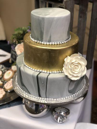wedding cake display 1 51 5953