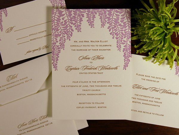 Papyrus Wedding Invitations: Papyrus At Park Meadows