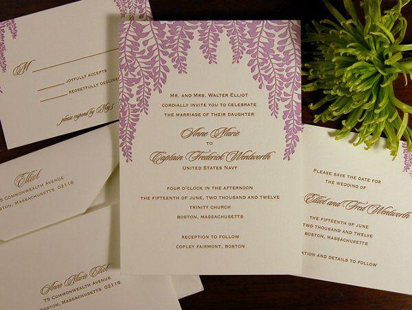 Tmx 1335677956223 Stationeryworks2 Littleton wedding invitation