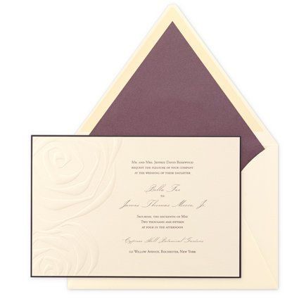 Tmx 1335679133028 BRIUGSE Littleton wedding invitation