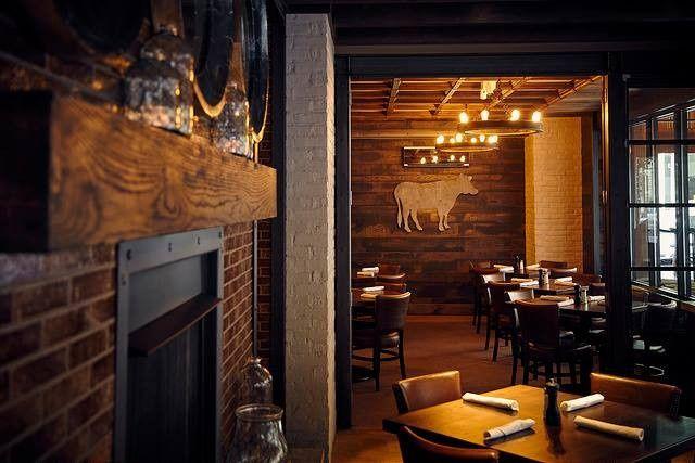 The Windsor restaurant