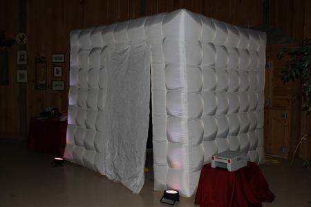 Premium Cube Photo Booth