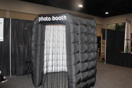 Premium Octagon Photo Booth