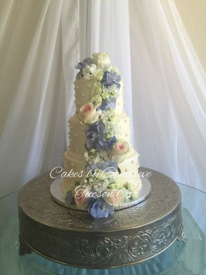 wedding cakes tucson