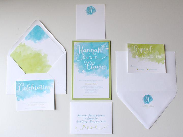 Tmx 1429113975626 Img5394 Ardmore, Pennsylvania wedding invitation