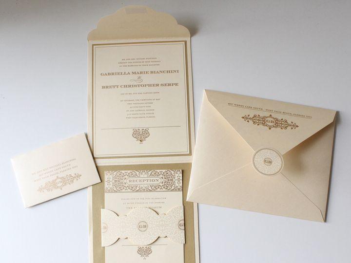 Tmx 1429114098142 Img5420 Ardmore, Pennsylvania wedding invitation