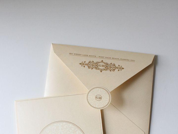 Tmx 1429114198020 Img5422 Ardmore, Pennsylvania wedding invitation
