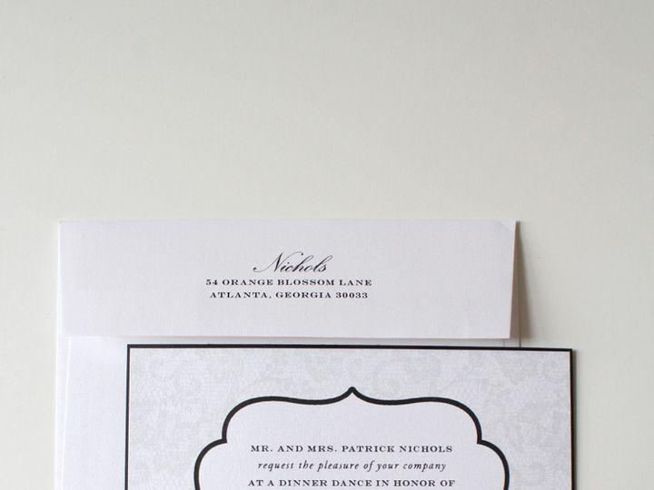 Tmx 1429114309743 Img5428 Ardmore, Pennsylvania wedding invitation