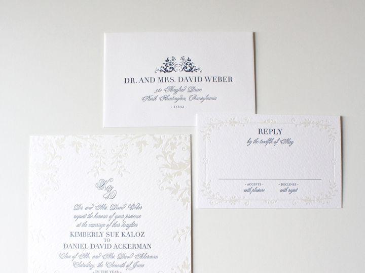 Tmx 1429114342609 Img5436 Philadelphia, PA wedding invitation