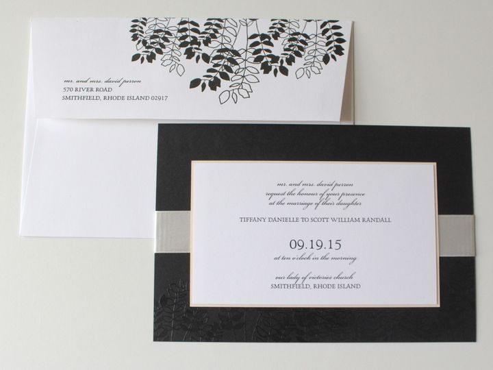 Tmx 1429114486405 Img5456 Ardmore, Pennsylvania wedding invitation