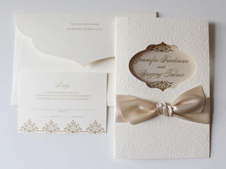 Tmx 1429114517545 Img5462 Ardmore, Pennsylvania wedding invitation