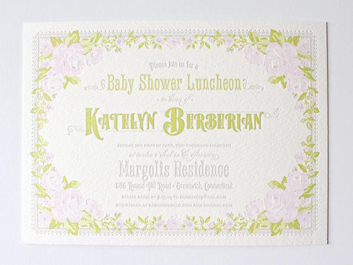 Tmx 1429114965386 Img5448 Ardmore, Pennsylvania wedding invitation