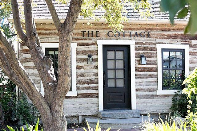 The Cottage--bride room
