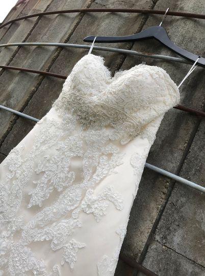 Silo bridal shoot