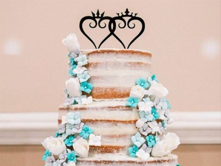 Tmx 1519666302 396193bc29205c3e 1519666301 4ca4306fd0a3fc96 1519666299711 3 3 Torrington, CT wedding cake