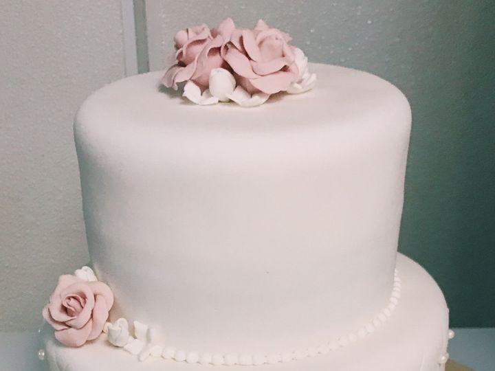Tmx 1520648496 1474718a39539dda 1520648494 8a3347beb65d015c 1520648479478 15 C7347B1F C183 46C Torrington, CT wedding cake