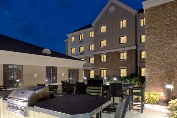 Staybridge Suites Chantilly BBQ Grill Pavilion