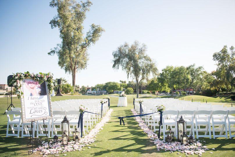 Planner: Ashley Gain WeddingsPhotographer: Marisa Belle PhotographyFlorist: Flowers by Jodi