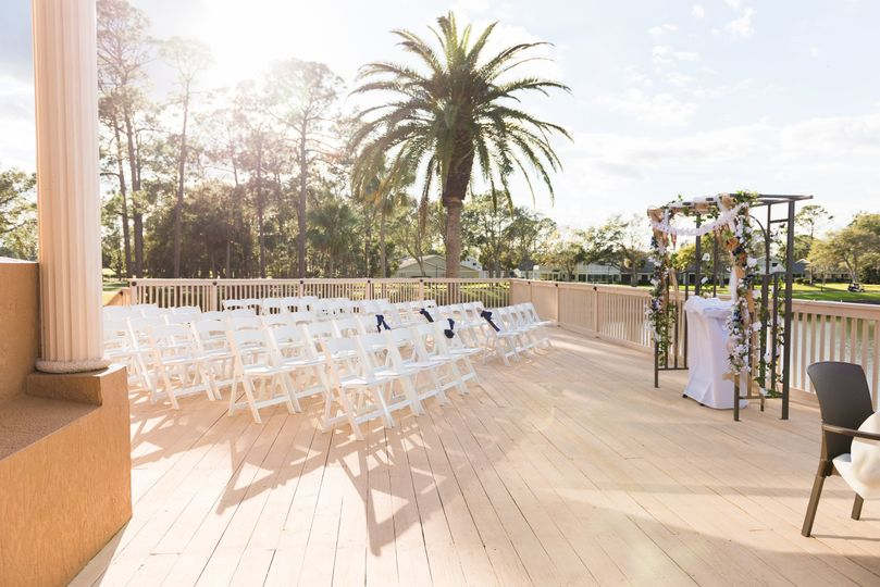 One of our ceremony sites!