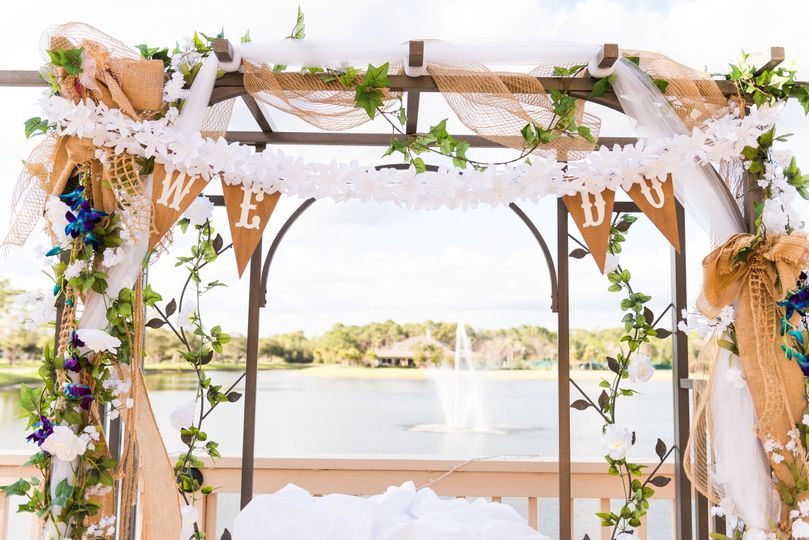 "Say ""we do"" with Plantation Bay Golf & Country Club"