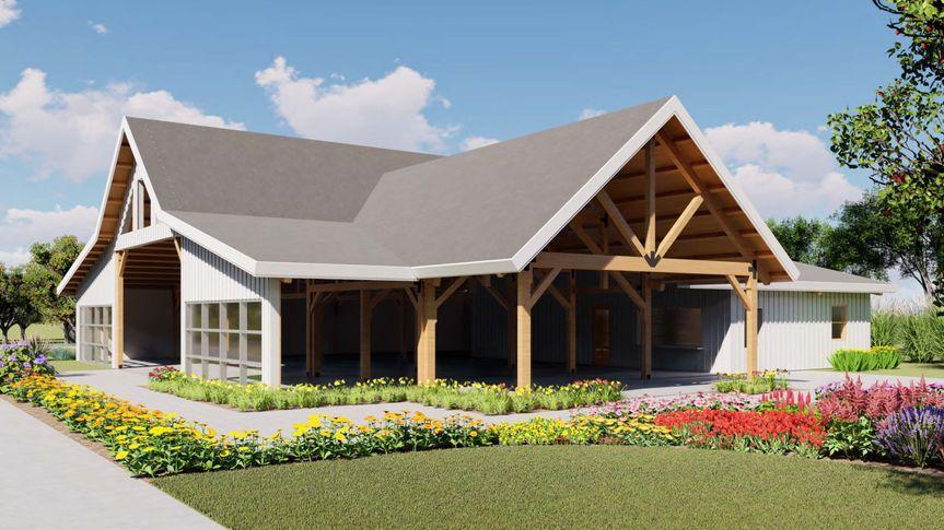 The Veranda rendering
