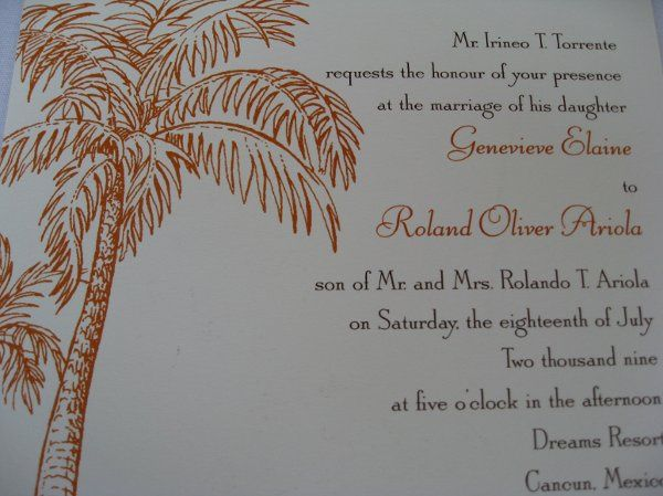 Tmx 1306527302368 IMG1375 Lebanon wedding invitation
