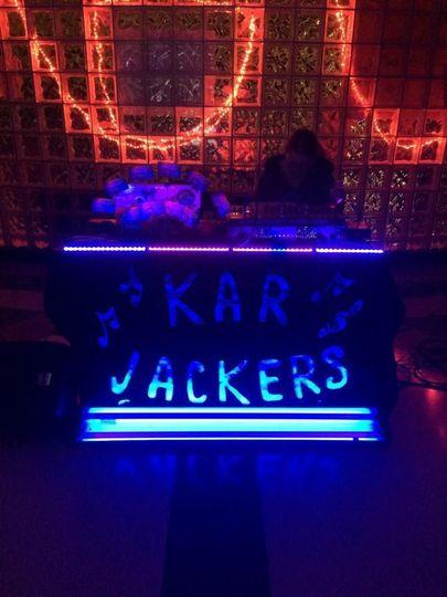 Kar jackers setup