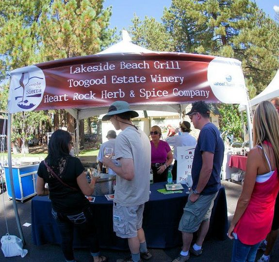 Sample the Sierra Food and Wine Show, Labor Day Weekend 2012