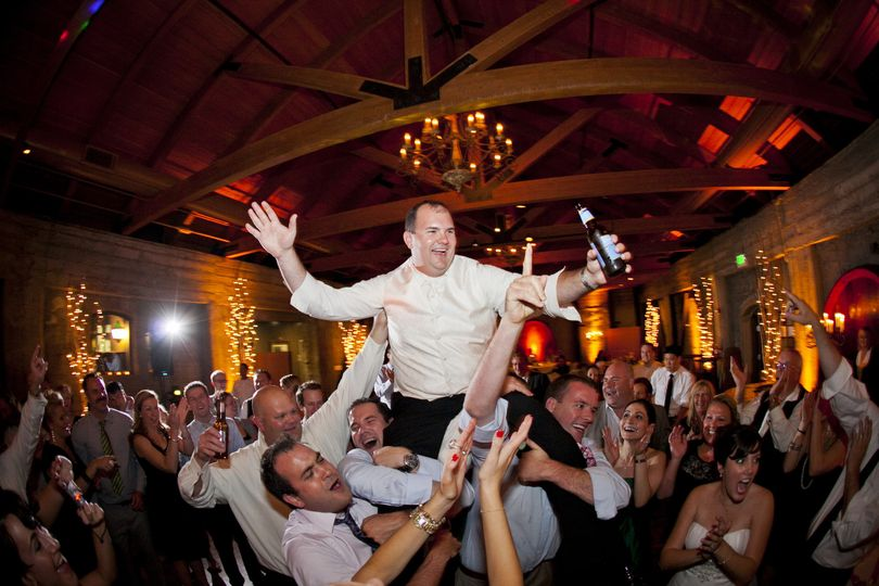 Getting together for a very memorable wedding at the mountain winery, saratoga. We provided the...