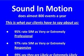 Sound In Motion Entertainment Group