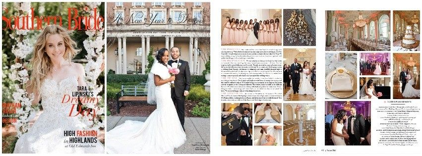 Published Southern Bride