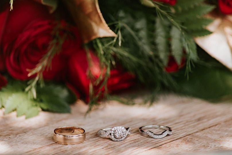 Wedding Rings His & Hers
