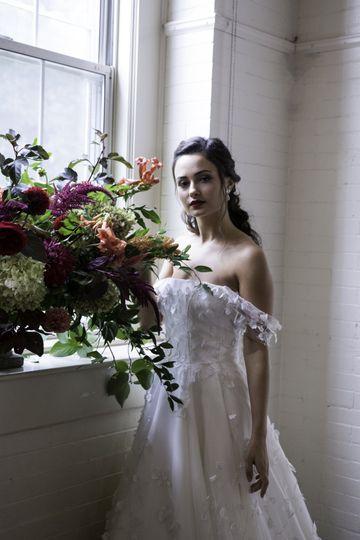 Elm Banks bride