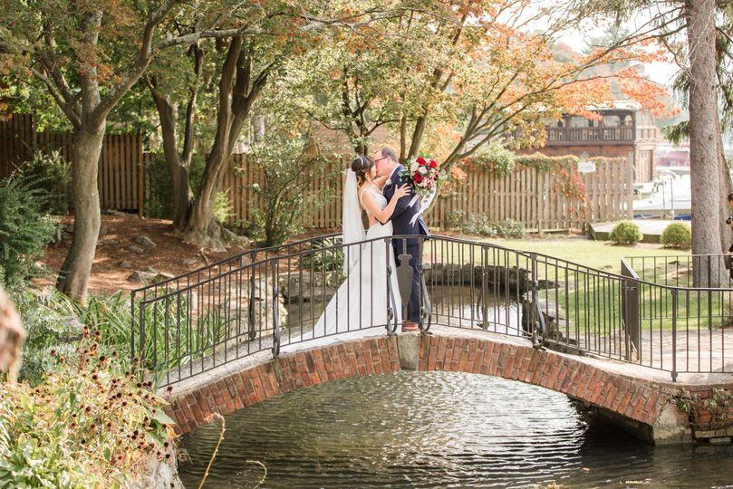 Romance in the Sunken Garden