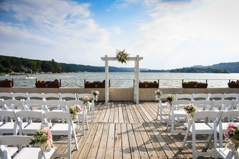 Boardwalk venue.
