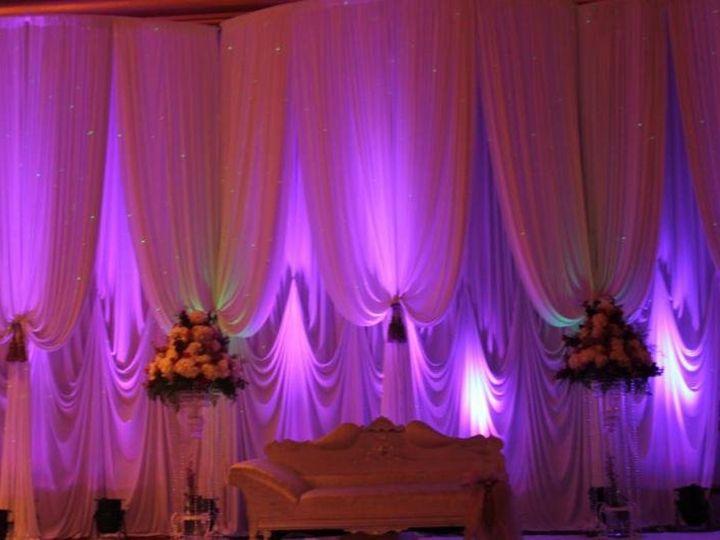Tmx 1357761529576 ChateauDelMarHickoryHillsWeddingLighting800x533 Lombard, Illinois wedding eventproduction