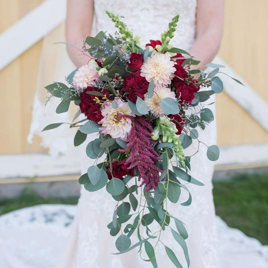 Bouquet | Jennifer Cardinal Photo