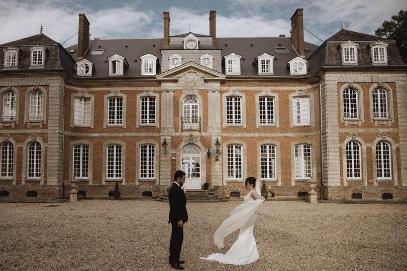 chateau de carsix france normandie wedding photographer mariage europe 39 51 1006063 1562788119