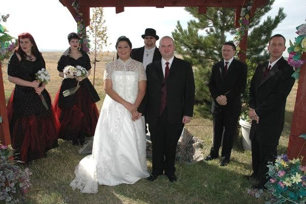 Tmx 1264478259829 Barbandsevwedding Tulsa wedding officiant