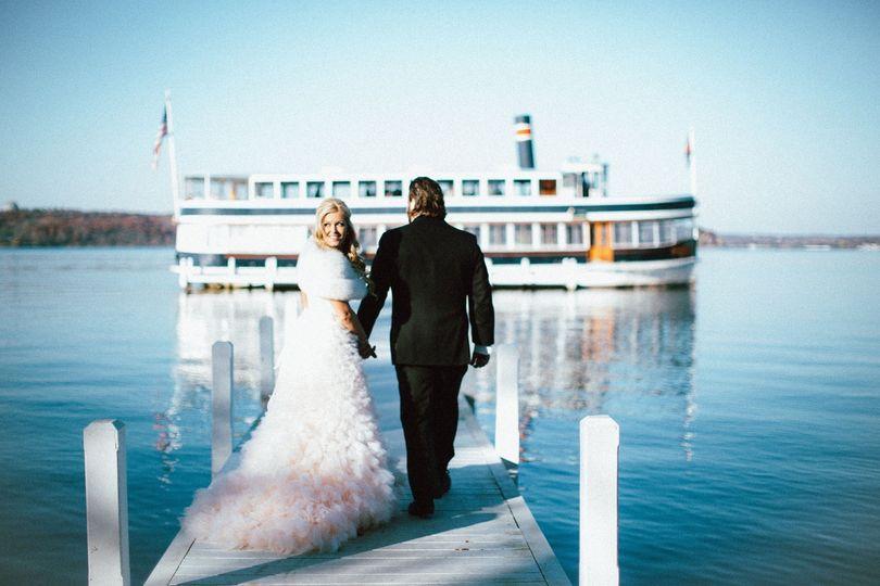 Green Bay Packer wedding