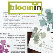 Tmx 1342156626557 Custombloomin Portland wedding invitation