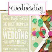 Tmx 1342156630487 Customwednesday2 Portland wedding invitation