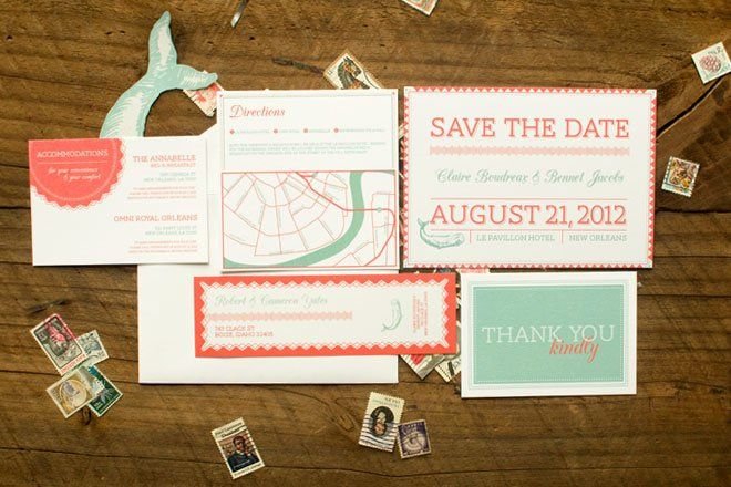 Tmx 1348167755733 Boudreax2 Portland wedding invitation