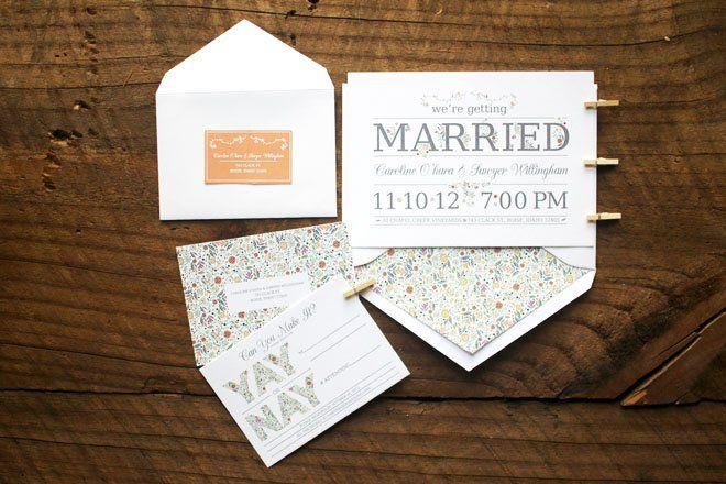 Tmx 1348167760202 Clementine1 Portland wedding invitation