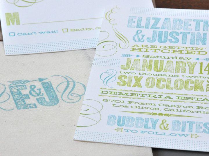 Tmx 1352597396899 ElizabethJustin Portland wedding invitation