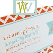 Tmx 1352598116242 CustomWV Portland wedding invitation