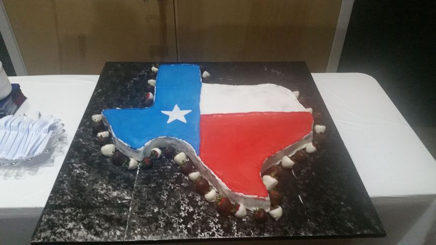 City cake