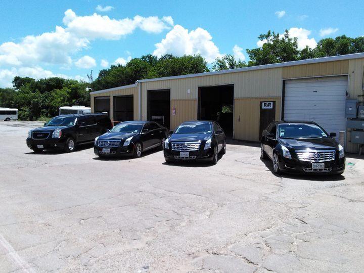 Luxury sedans and SUV