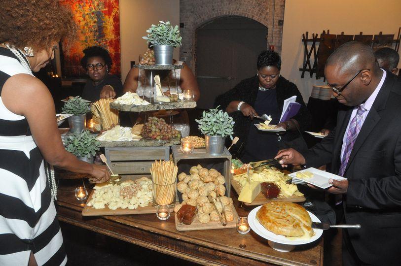 What a buffet!