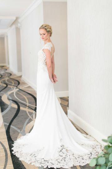Bridal shot